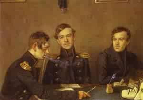 Andrey grigoriy and alexander druzhinin 1840s xx the russian